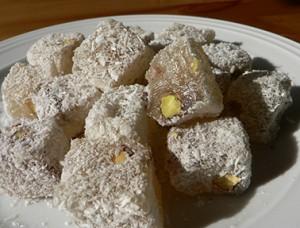 lokum, il dolce turco per eccellenza