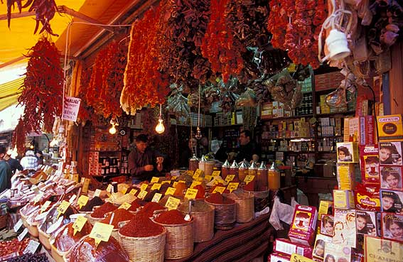 spezie bazaar