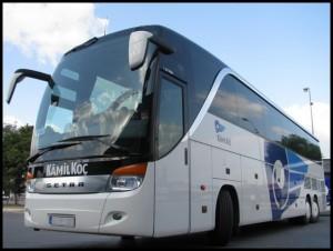 autobus in turchia