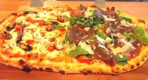 metre pizza