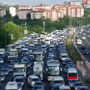 auto traffico istanbul