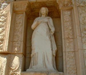 statua efeso celso