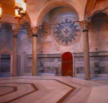 Qual il miglior bagno turco a istanbul in turchia - Il bagno turco dipinto ...