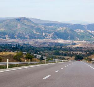 strade turchia