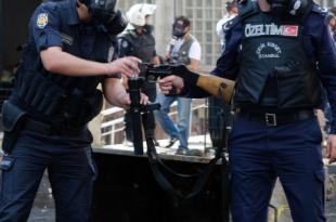 polizia istanbul