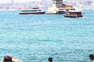 Istanbul caldo luglio