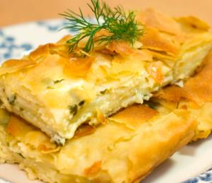 borek formaggio