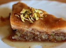 Baklava turca