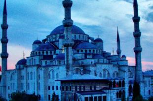 Istanbul di pomeriggio