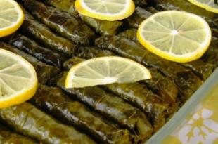 sarma vegan turchia