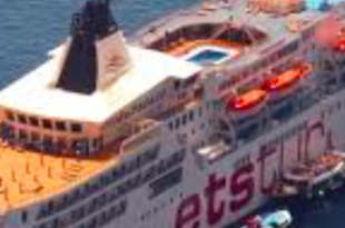 nave turchia